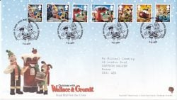 First Day Cover Christmas
