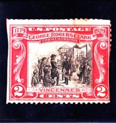United States of America Surrender of Fort Sackville